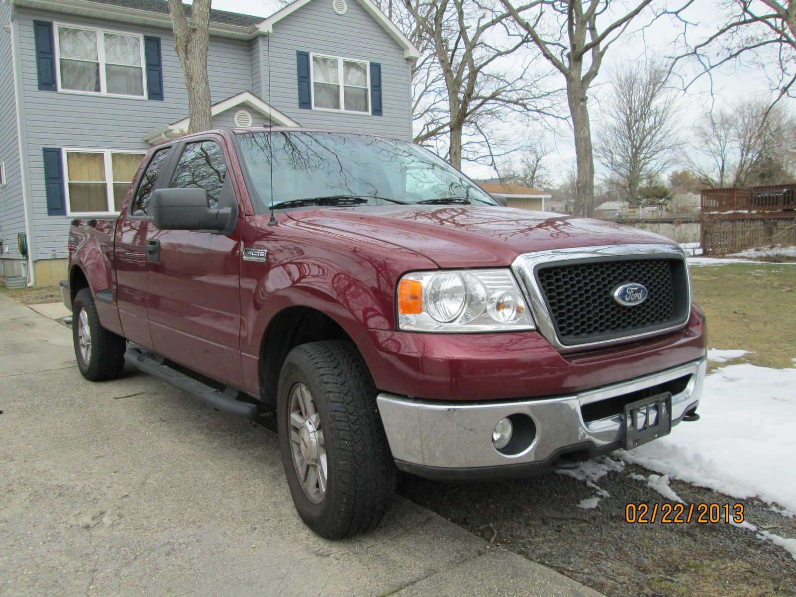 Used 2005 ford f150 supercab flareside fx4 4wd 4dr extended autos weblog