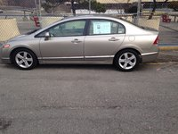 Picture of 2006 Honda Civic LX, exterior