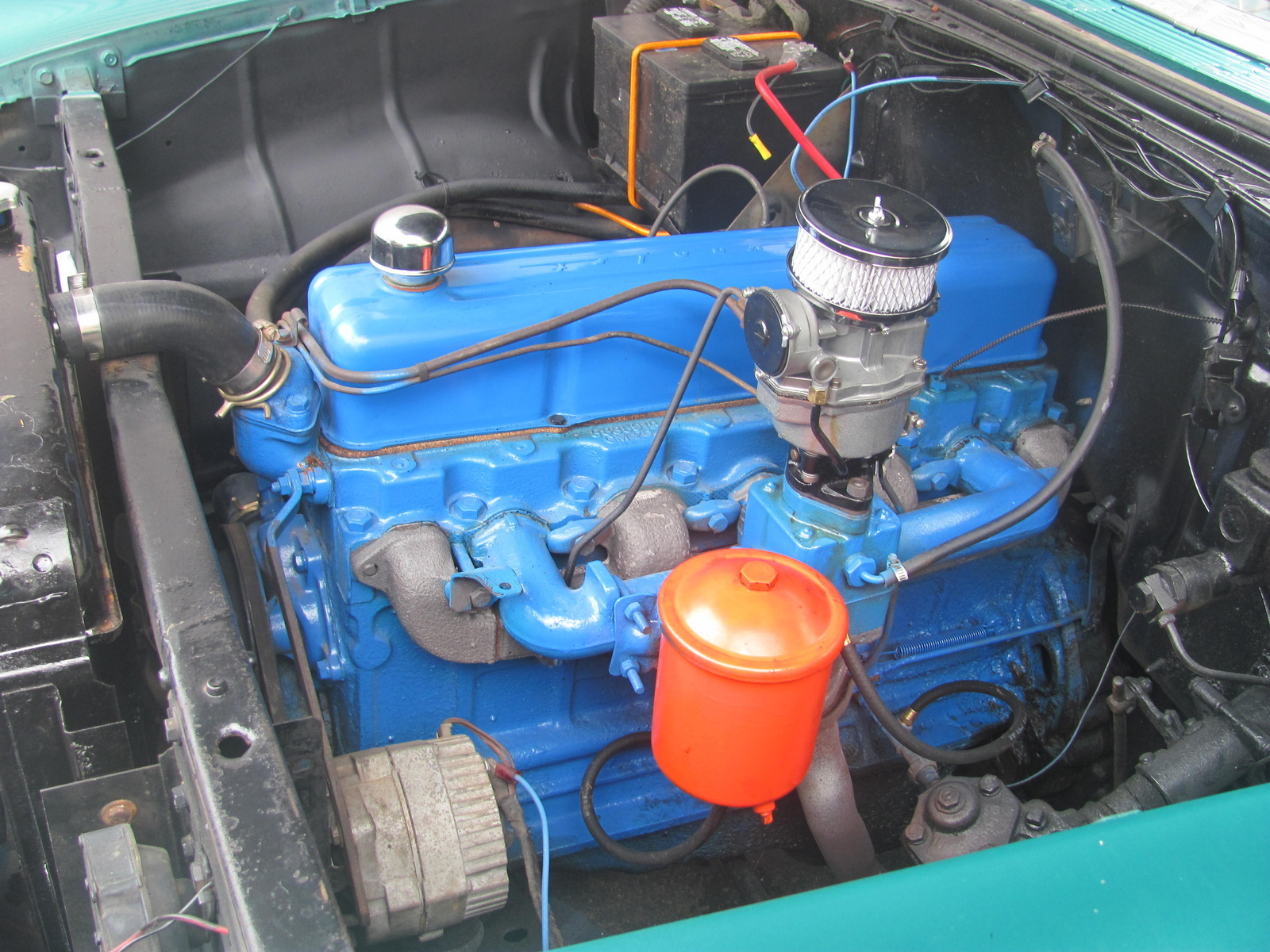 1956 bel air for sale submited images -  And Doesn T Shift Smooth At All I Have The 235 6 Cylinder Engine Can Anyone Recommend A Rebuilder Or Where I Can Buy A Re Built Tranny Thanks
