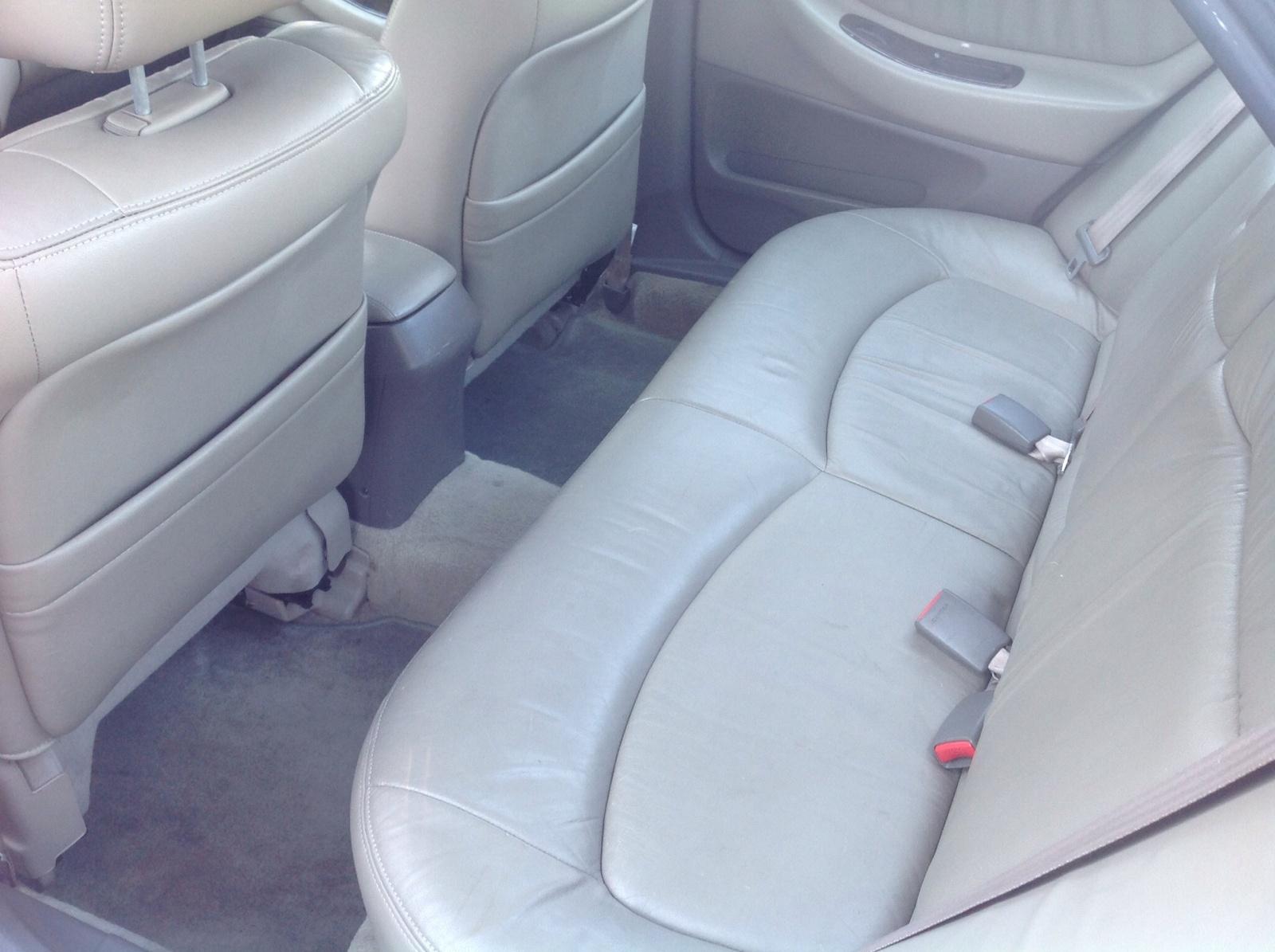 Picture Of 2000 Honda Accord Ex Interior