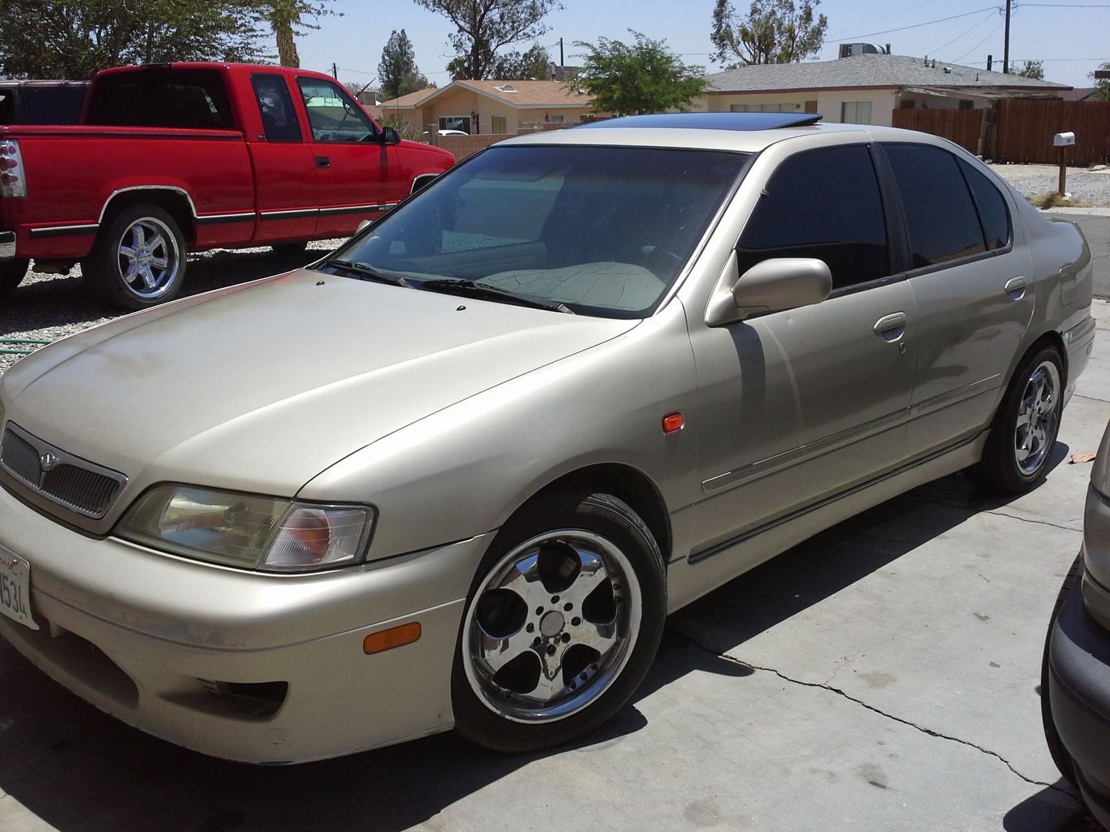 Picture of 1999 Infiniti G20 4 Dr Touring Sedan