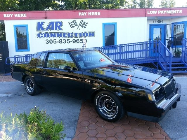 Picture of 1986 Buick Grand National, exterior, gallery_worthy