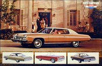 1973 Chevrolet Caprice Overview