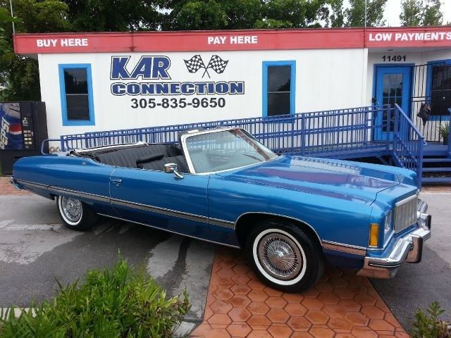 1974 Chevrolet Caprice Convertible, exterior, gallery_worthy