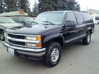 Picture of 1999 Chevrolet Suburban K1500 LT 4WD, exterior, gallery_worthy