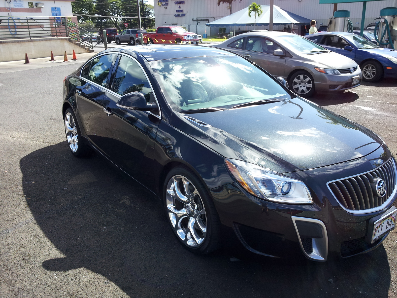 2012 Buick Regal Pictures Cargurus