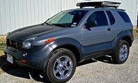 Picture of 2001 Isuzu VehiCROSS 2 Dr STD 4WD SUV, exterior, gallery_worthy