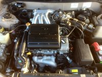 Picture of 1995 Toyota Avalon 4 Dr XLS Sedan, engine