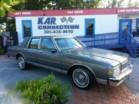 Picture of 1989 Chevrolet Caprice Classic LS Brougham Sedan RWD, exterior, gallery_worthy