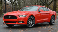 2015 Ford Mustang, Front-quarter view, exterior, manufacturer, gallery_worthy