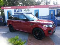 2014 Land Rover Range Rover Sport Autobiography, exterior, gallery_worthy