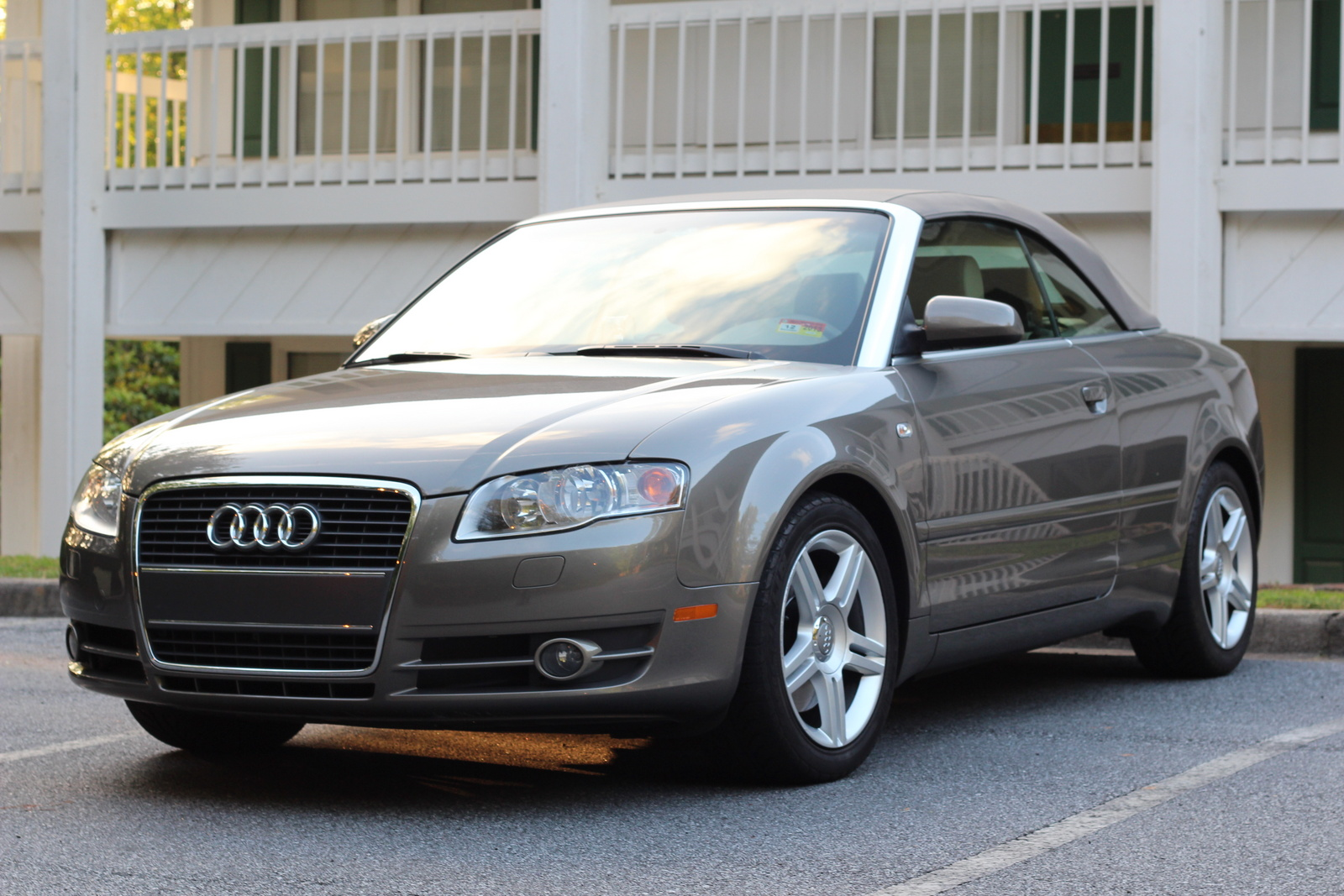 2007 audi a4 pictures cargurus. Black Bedroom Furniture Sets. Home Design Ideas