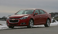 2014 Chevrolet Malibu Picture Gallery