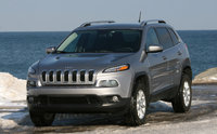 2014 Jeep Cherokee front