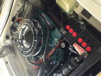 Picture of 1965 Dodge Coronet, engine