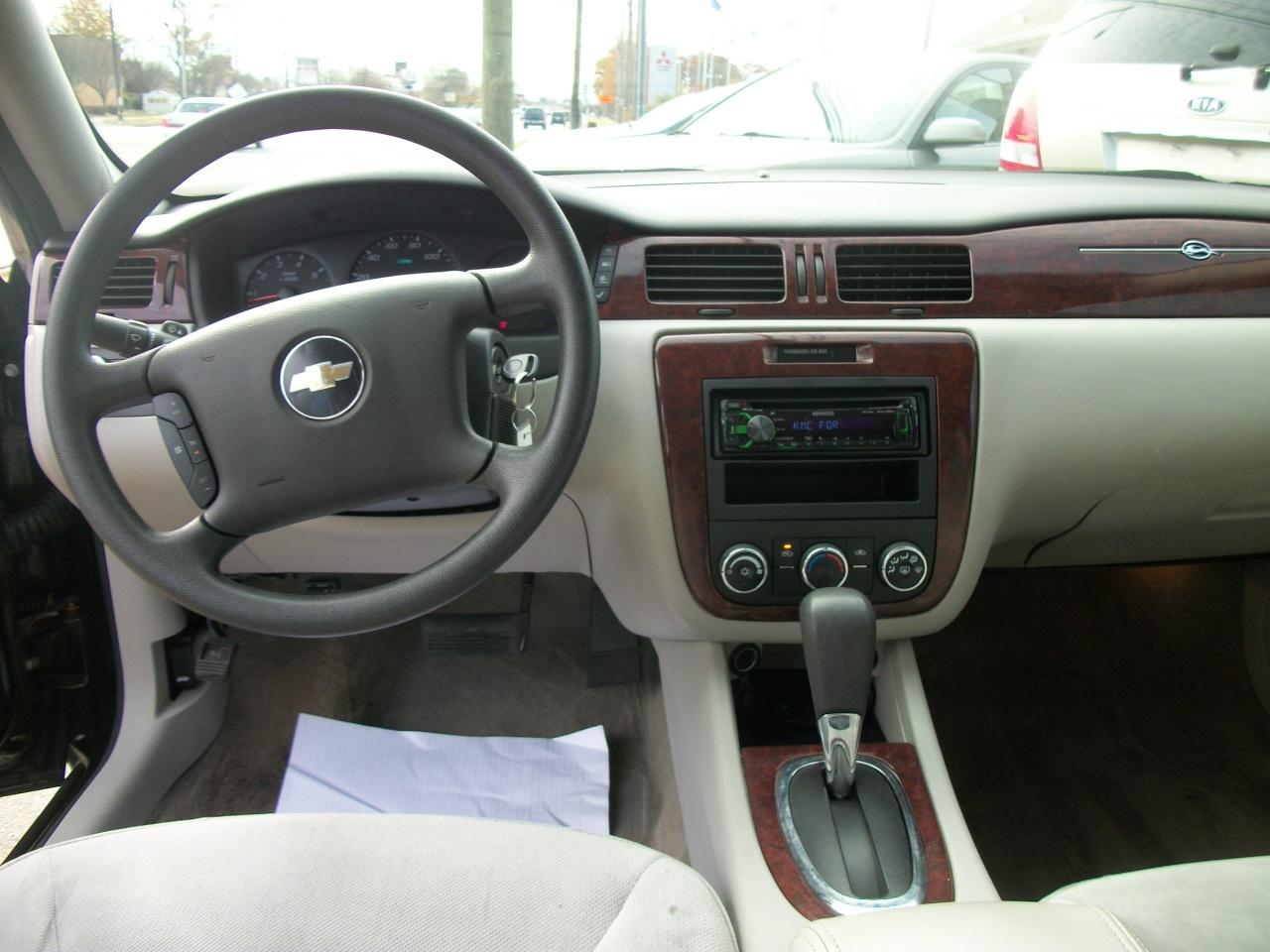 2008 Chevrolet Impala Pictures Cargurus