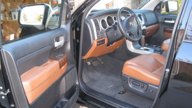 2011 Toyota Tundra - Interior Pictures - CarGurus