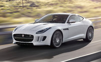 2015 Jaguar F-TYPE, Front-quarter view, exterior, manufacturer, gallery_worthy