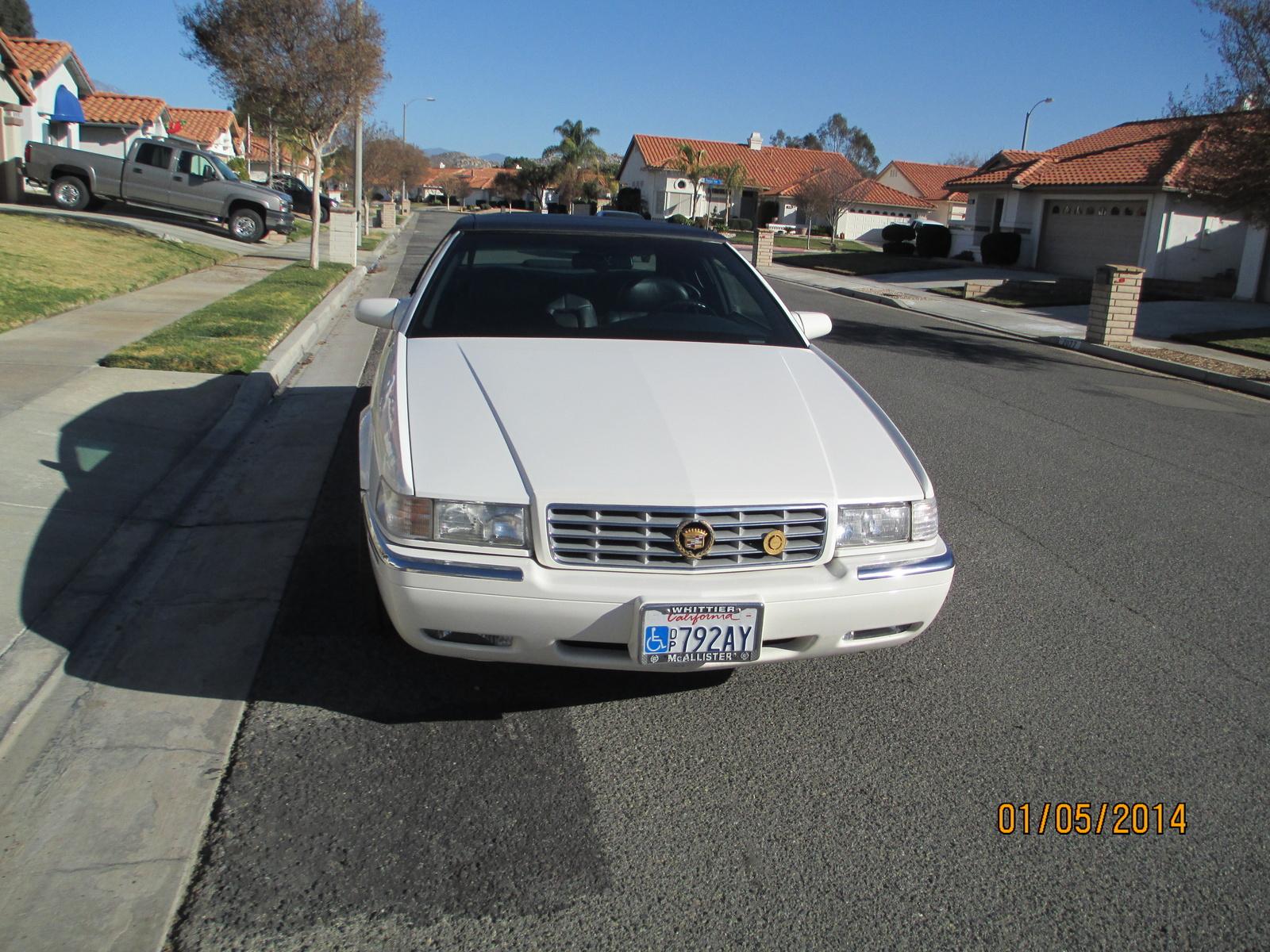 Picture of 1996 Cadillac Eldorado Base Coupe, exterior