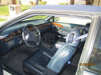 Picture of 1996 Cadillac Eldorado Base Coupe, interior