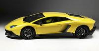 2014 Lamborghini Aventador, Profile view, exterior, manufacturer, gallery_worthy