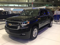 Chevrolet Suburban Overview