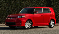2014 Scion xB, Front-quarter view, exterior, manufacturer