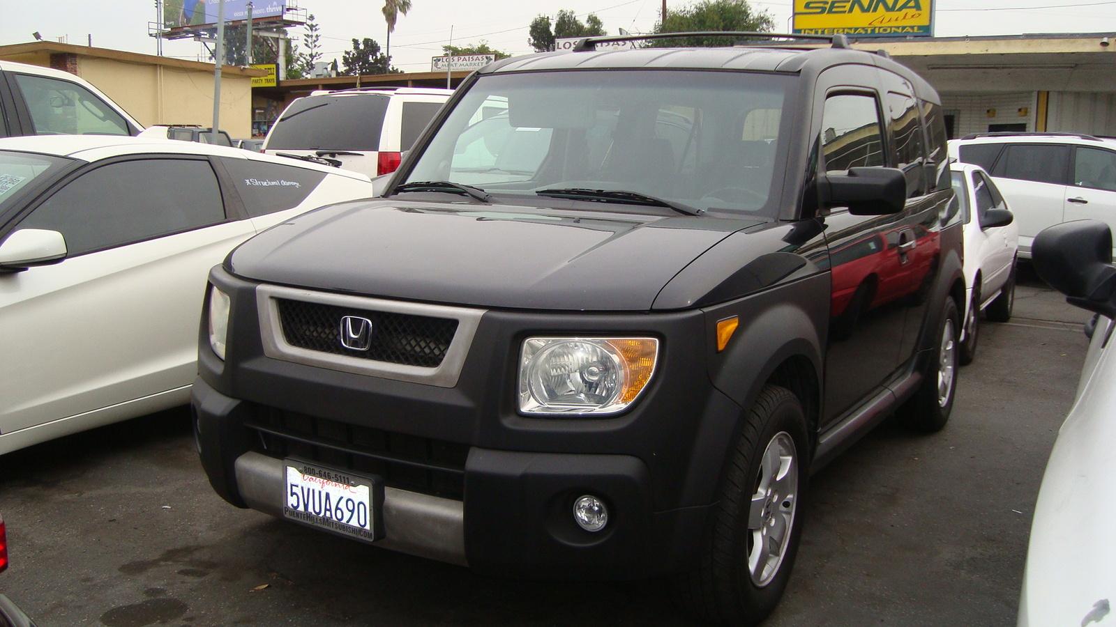 Picture of 2005 Honda Element EX, exterior