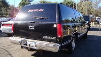 1995 Chevrolet Suburban C1500, Picture of 1995 Chevrolet Suburban 4 Dr C1500 SUV, exterior