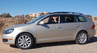 Picture of 2013 Volkswagen Jetta SportWagen TDI w/ Sunroof and Nav, exterior