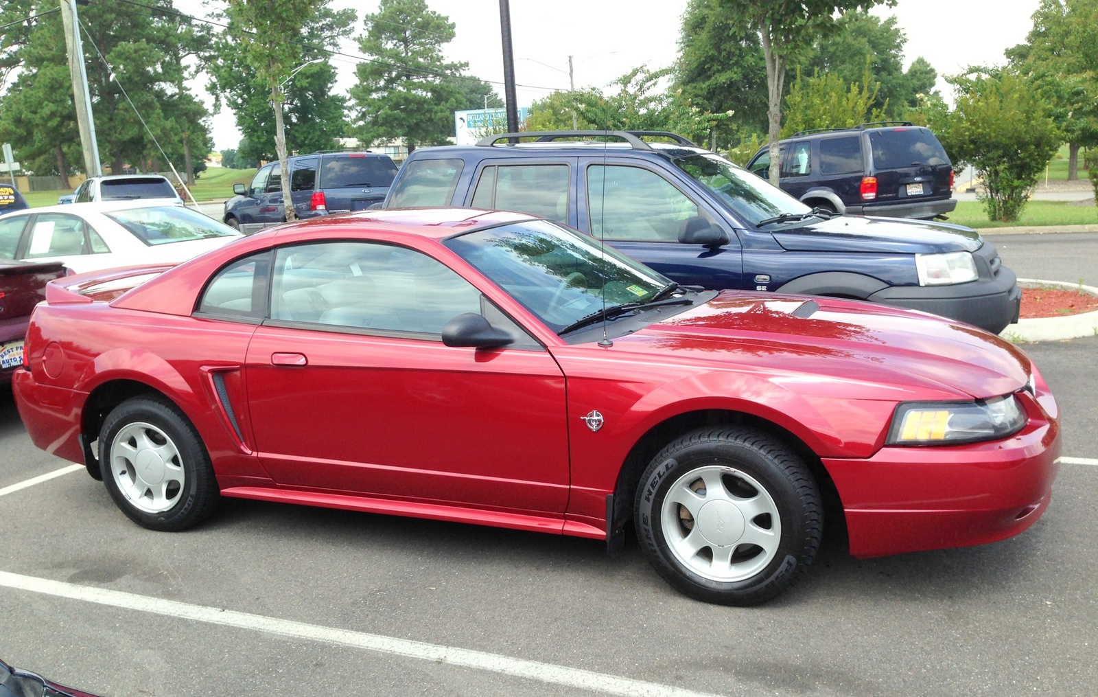 1999 ford mustang pictures cargurus