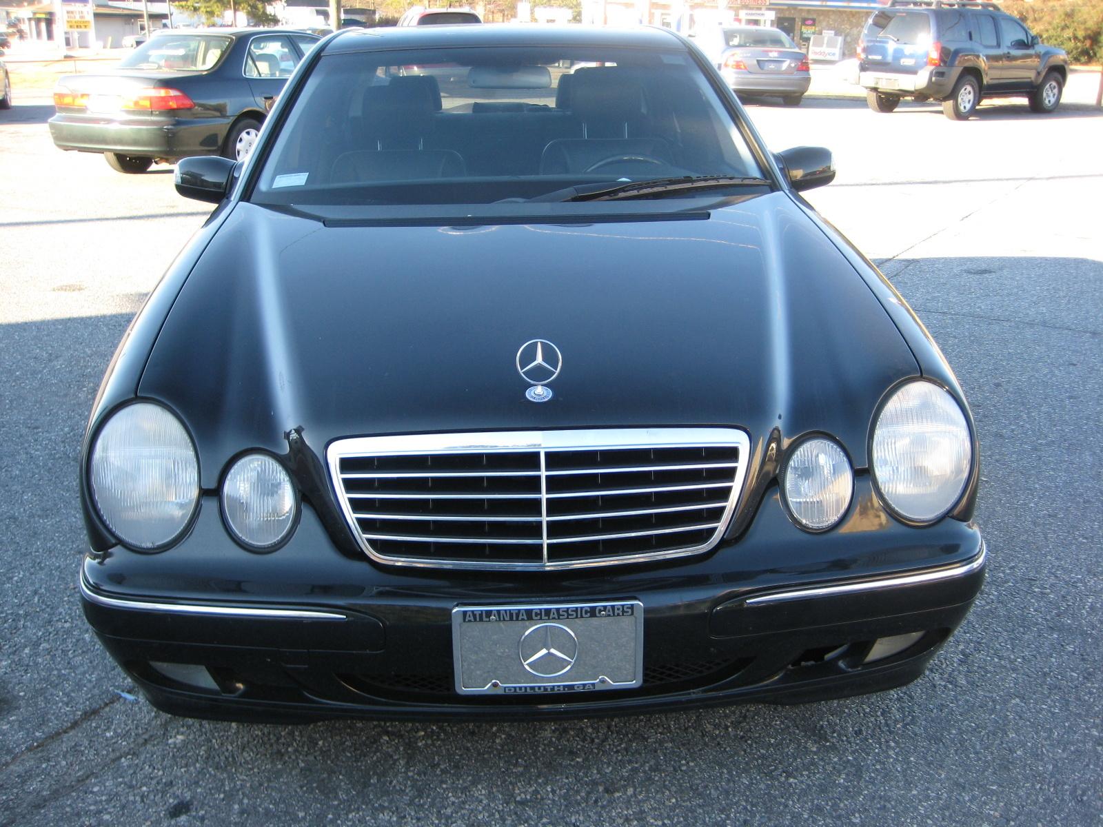 2000 Mercedes-Benz E-Class - Pictures - CarGurus
