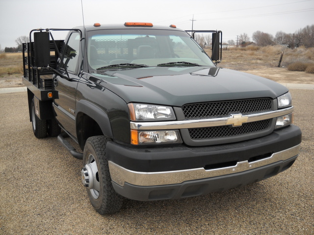 Picture of 2003 Chevrolet Silverado 3500 2 Dr LS 4WD Standard Cab LB DRW