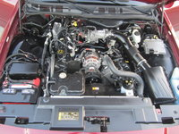 Picture of 2006 Ford Crown Victoria Police Interceptor, engine