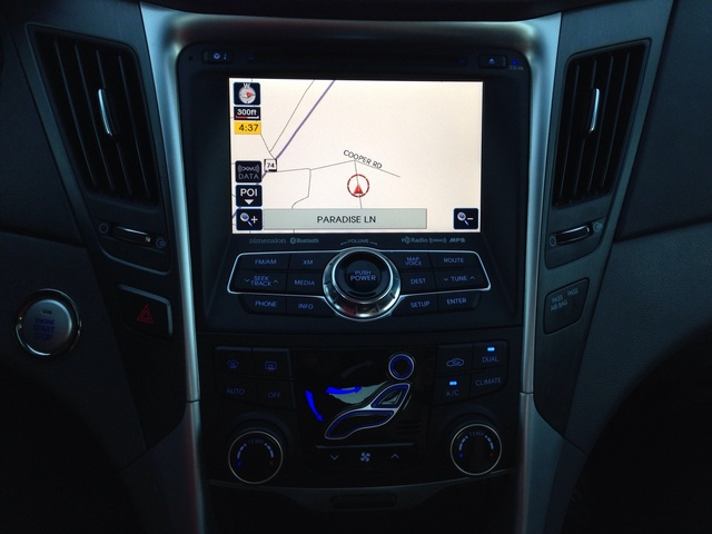 Picture of 2012 Hyundai Sonata 2.0T SE, interior, gallery_worthy