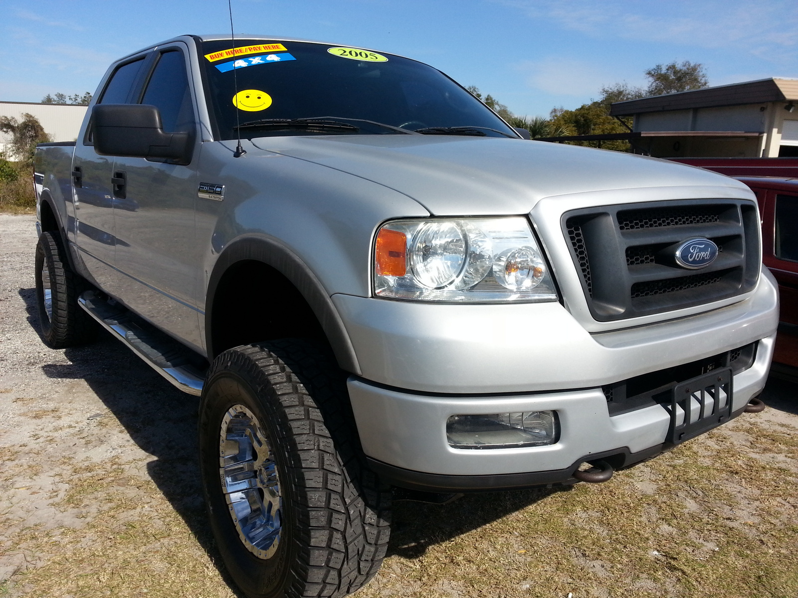 2005 Ford F-150 - Pictures - CarGurus