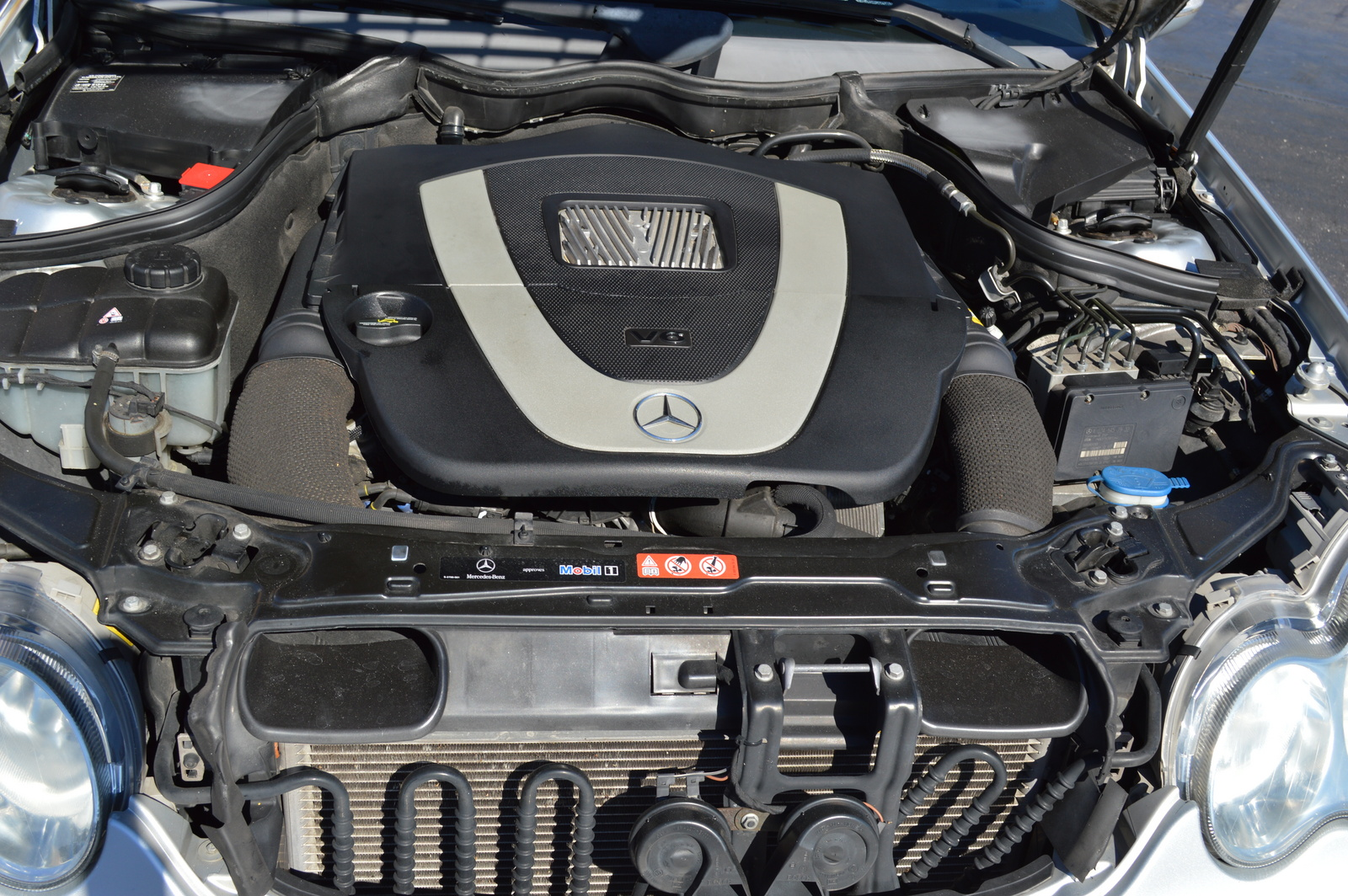 2007 mercedes benz c class pictures cargurus for Mercedes benz c230 engine