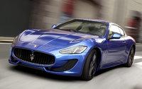 2014 Maserati GranTurismo, Front-quarter view, exterior, manufacturer, gallery_worthy