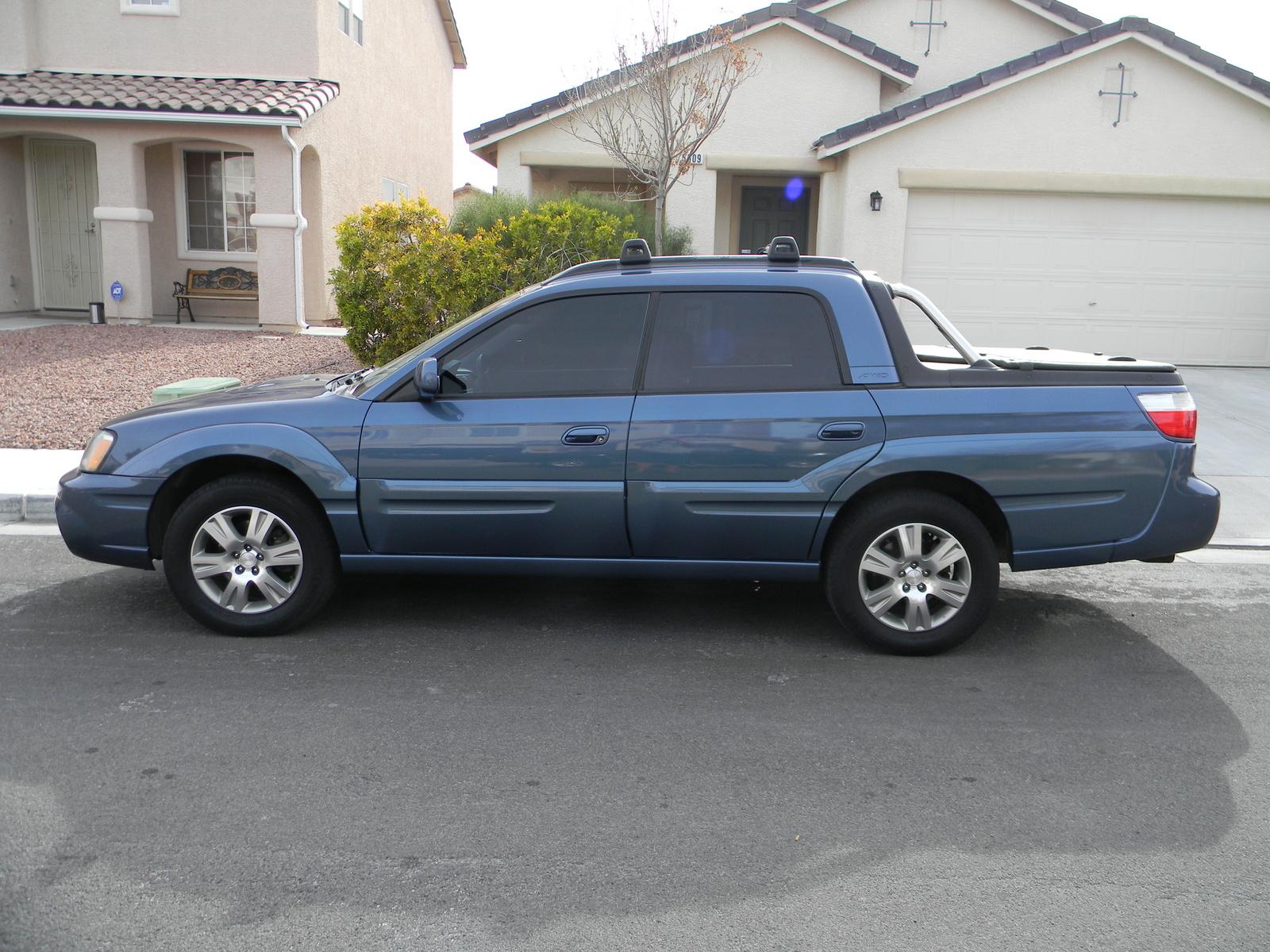 Subaru Baja Turbo >> 2006 Subaru Baja - Pictures - CarGurus