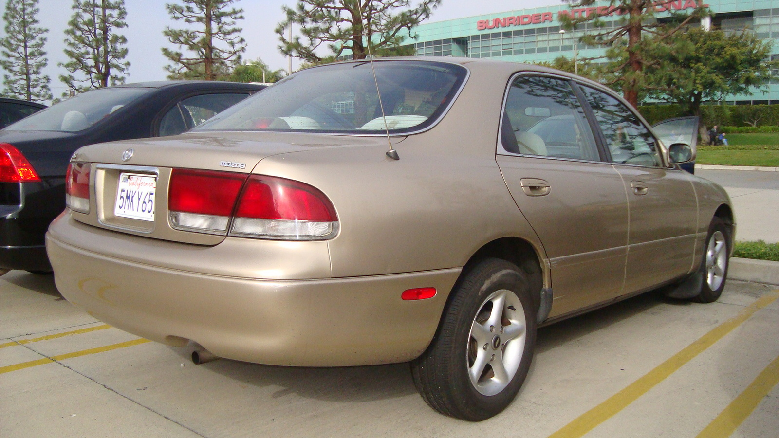 Who Owns Mazda >> 1997 Mazda 626 - Pictures - CarGurus