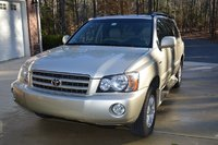 Picture of 2002 Toyota Highlander Limited V6 4WD, exterior, gallery_worthy