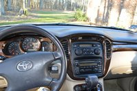 Picture of 2002 Toyota Highlander Limited V6 4WD, interior
