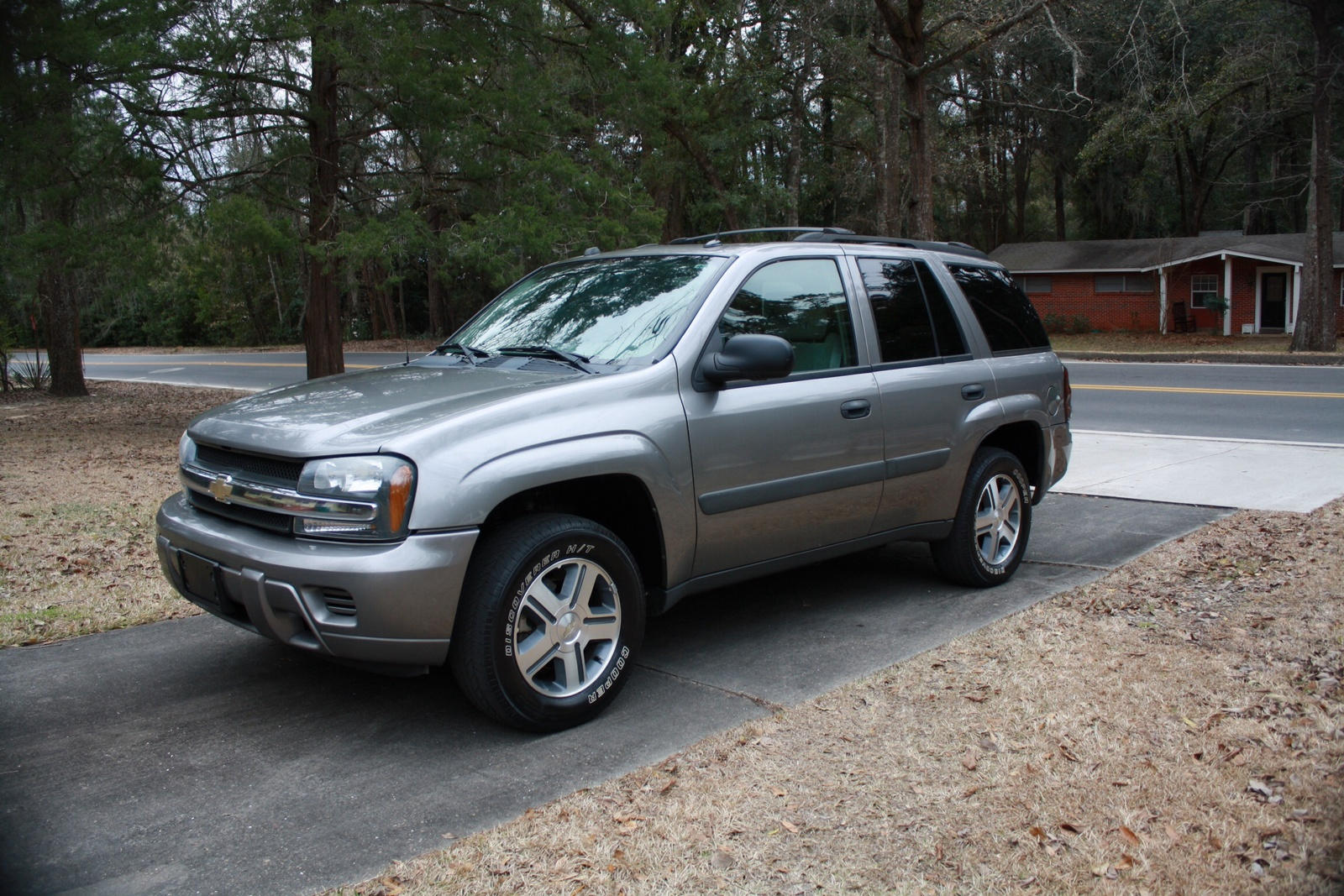 2005 Chevrolet Trailblazer Pictures Cargurus