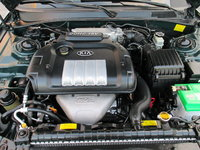 Picture of 2003 Kia Optima SE, engine
