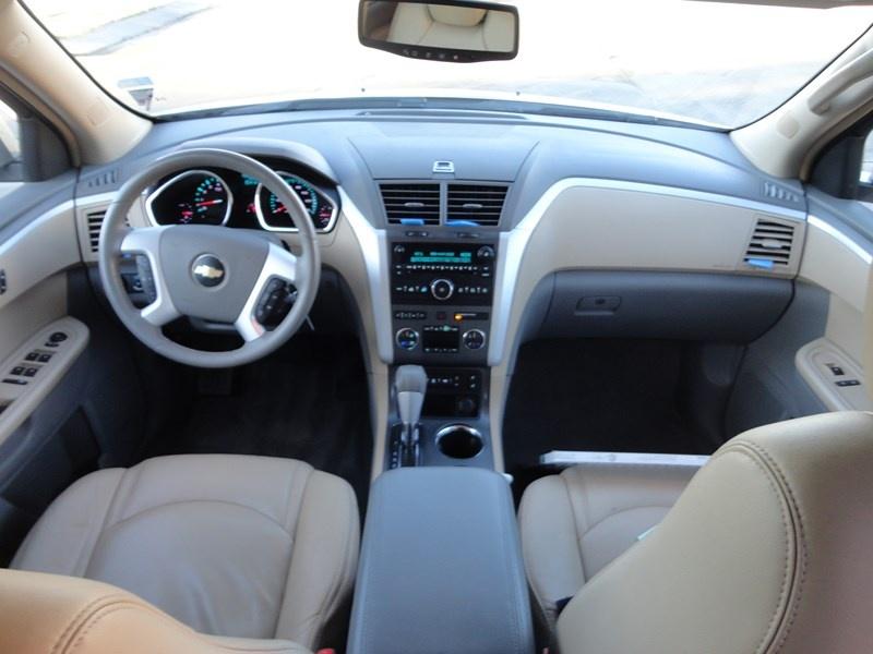 2009 Chevrolet Traverse Pictures Cargurus