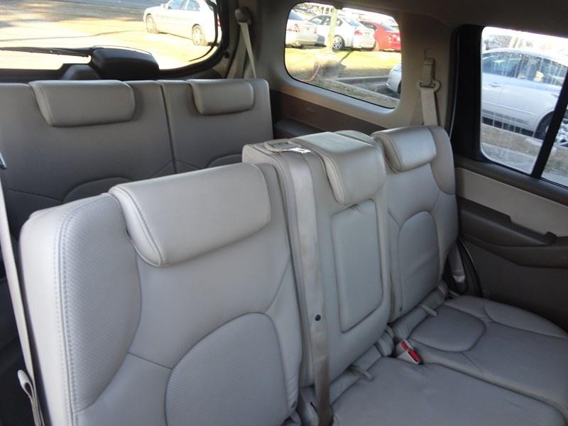 2006 Nissan Pathfinder Interior Pictures Cargurus