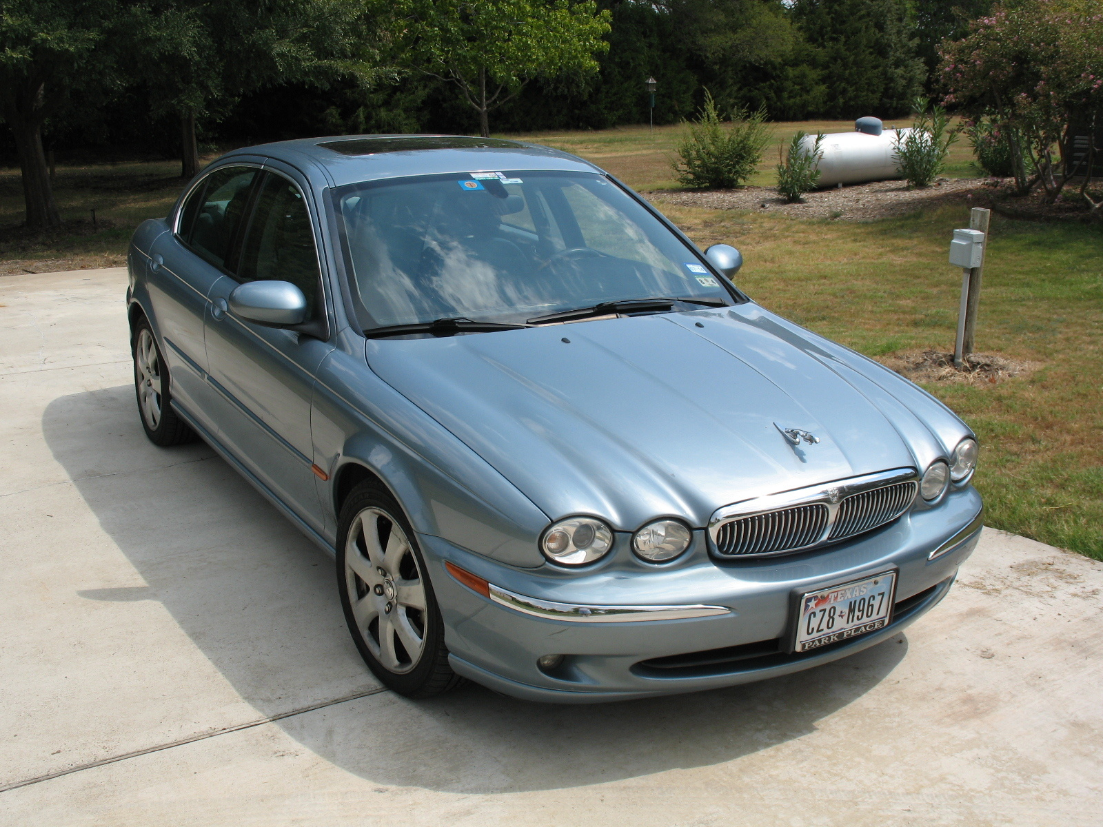 2004 Jaguar X-type - Pictures