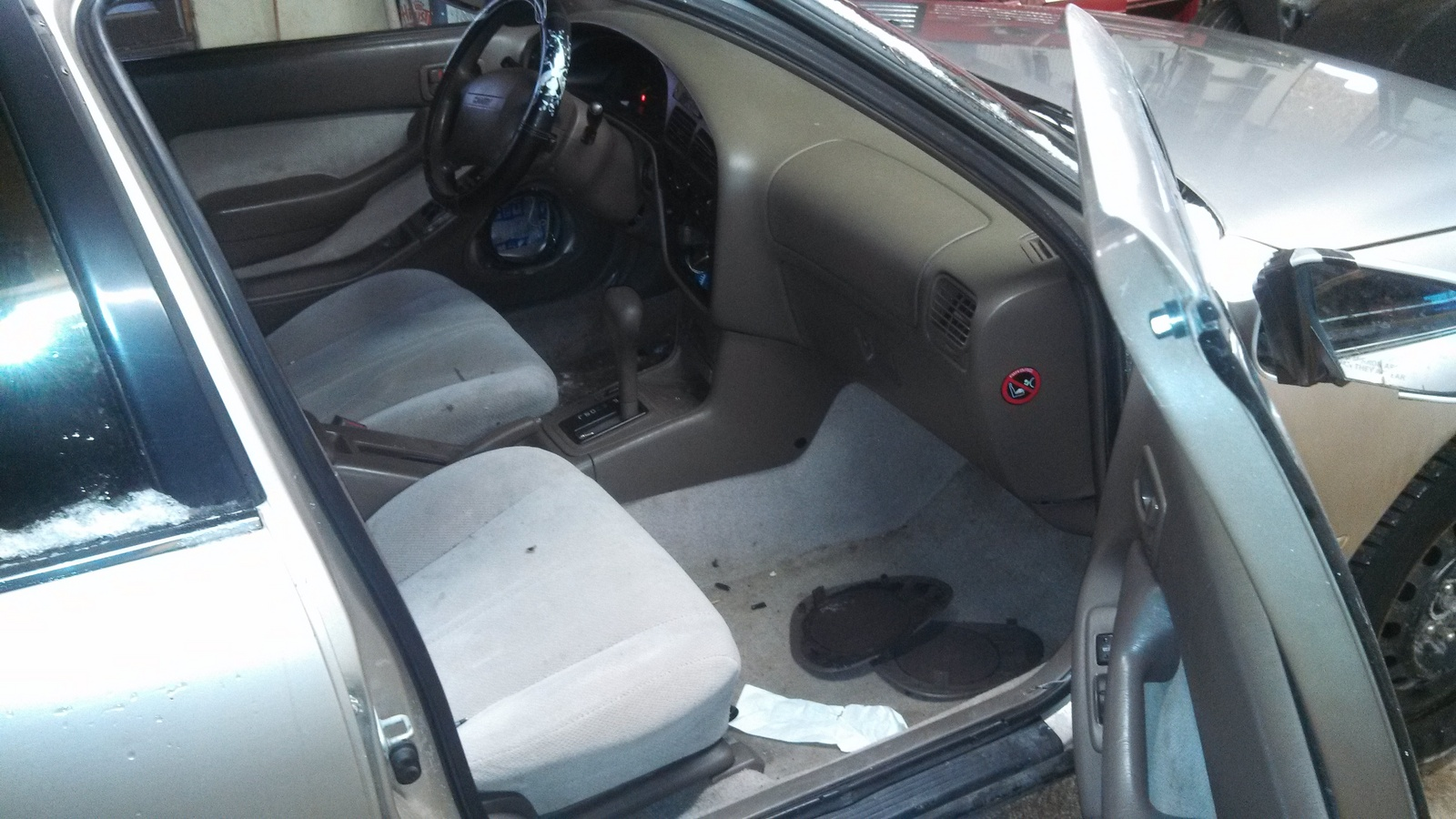 1996 Toyota Camry LE picture, interior