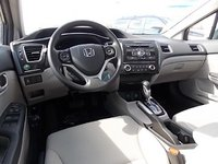 Picture of 2013 Honda Civic HF, interior