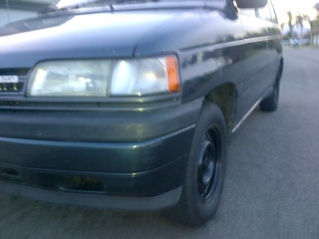 Picture of 1992 Mazda MPV 3 Dr STD Passenger Van, exterior, gallery_worthy